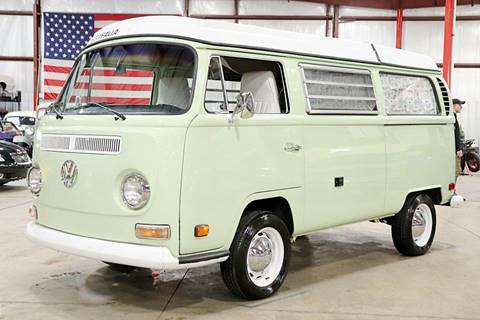 1969 Volkswagen Vanagon for sale in Grand Rapids, MI