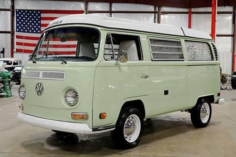1969 Volkswagen Vanagon for sale in Grand Rapids, MI