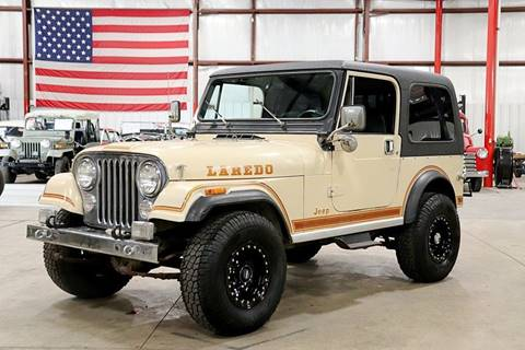 1983 Jeep CJ-7 for sale in Grand Rapids, MI