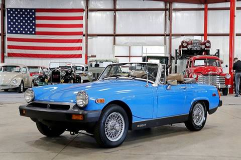 1979 MG Midget for sale in Grand Rapids, MI