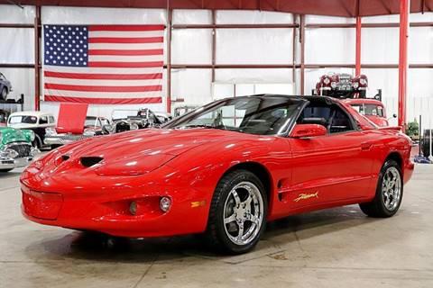 2001 Pontiac Firebird for sale in Grand Rapids, MI