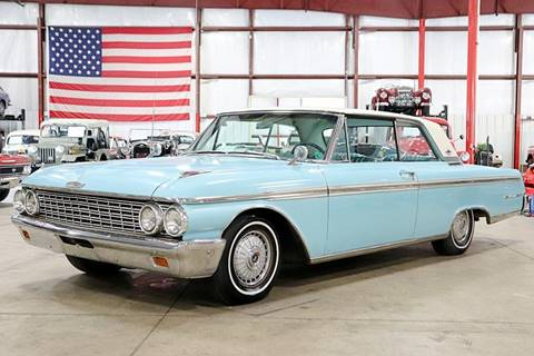 1962 Ford Galaxie 500XL for sale in Grand Rapids, MI