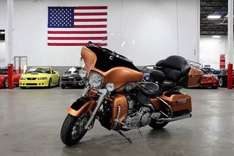 2008 Harley-Davidson Street Glide for sale in Grand Rapids, MI