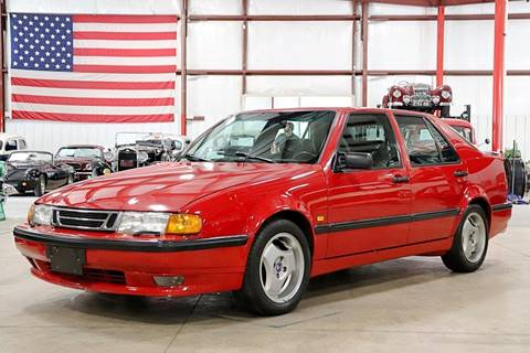 1998 Saab 9000 for sale in Grand Rapids, MI