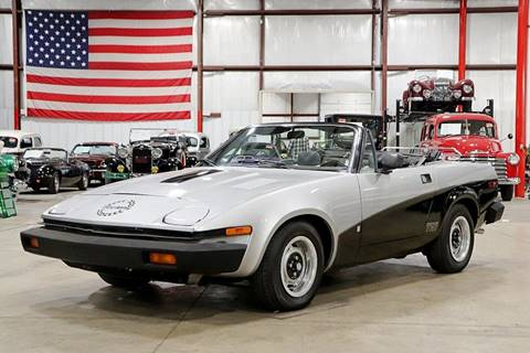 1980 Triumph TR7 for sale in Grand Rapids, MI