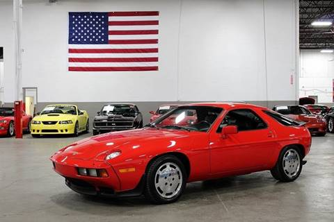 1984 Porsche 928 for sale in Grand Rapids, MI