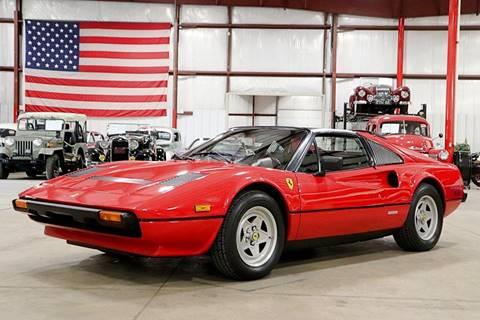 1983 Ferrari 308 GTS Quattrovalve for sale in Grand Rapids, MI