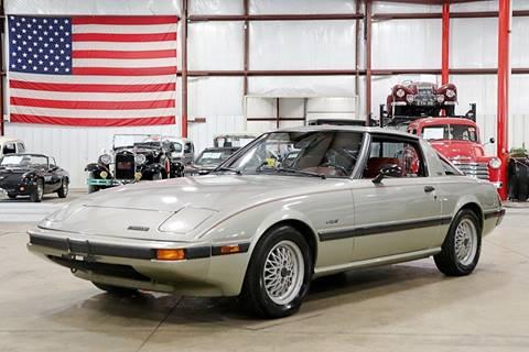1983 Mazda RX-7 for sale in Grand Rapids, MI