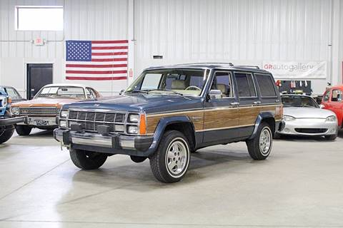 1989 Jeep Wagoneer for sale in Grand Rapids, MI