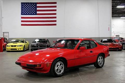 1987 Porsche 924 for sale in Grand Rapids, MI