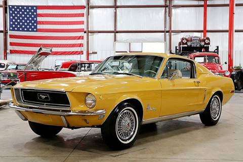 1968 Ford Mustang for sale in Grand Rapids, MI