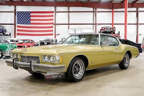 1973 Buick Riviera for sale in Grand Rapids, MI