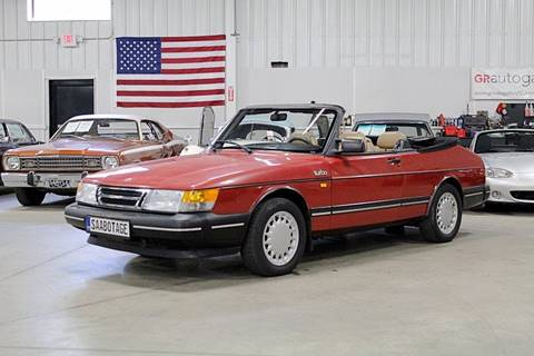 1988 Saab 900 for sale in Grand Rapids, MI