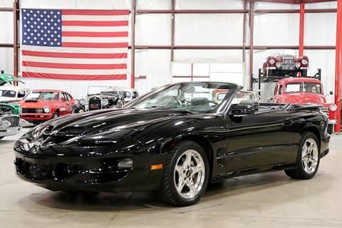 1998 Pontiac Firebird for sale in Grand Rapids, MI