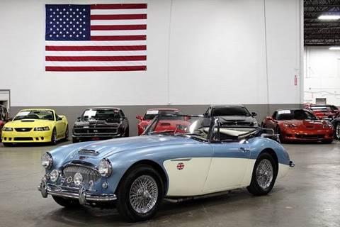 Austin Healey For Sale >> 1963 Austin Healey 3000 For Sale In Grand Rapids Mi