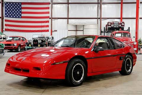 1988 Pontiac Fiero for sale in Grand Rapids, MI