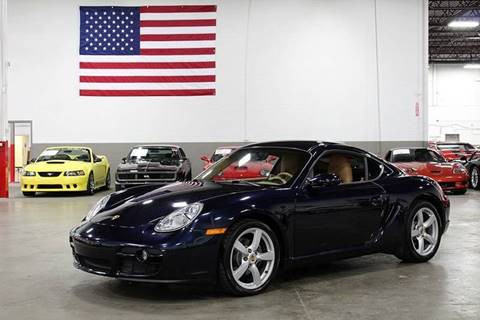 2007 Porsche Cayman for sale in Grand Rapids, MI