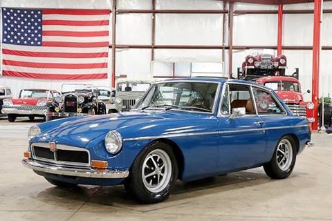 1974 MG MGB for sale in Grand Rapids, MI