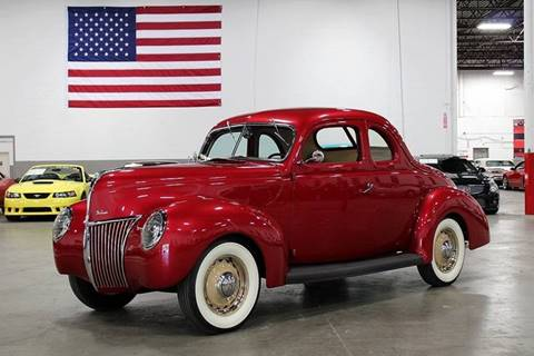 1939 Ford Deluxe for sale in Grand Rapids, MI