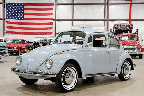Used 1968 Volkswagen Beetle For Sale Carsforsale Com 174