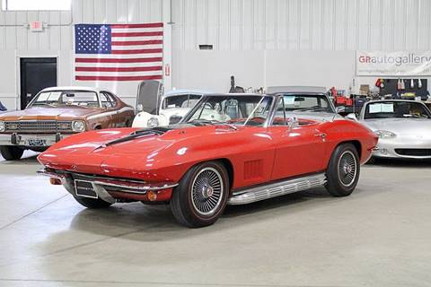 Corvettes For Sale In Md >> 1967 Chevrolet Corvette For Sale In Grand Rapids Mi