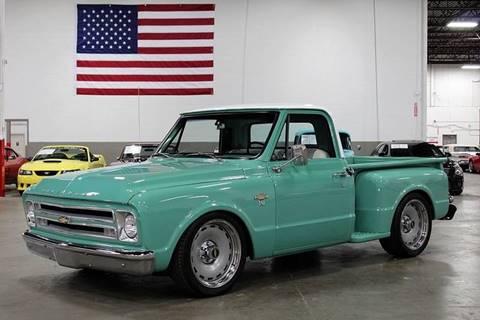 1967 Chevrolet C K 10 Series For Sale In Grand Rapids Mi