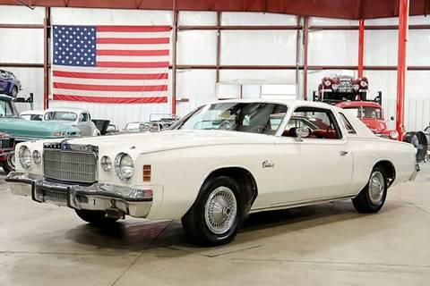 1975 Chrysler Cordoba for sale in Grand Rapids, MI