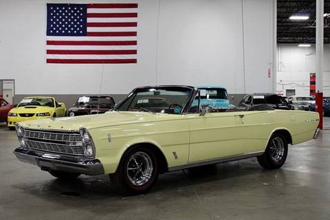 1966 Ford Galaxie 500 for sale in Grand Rapids, MI