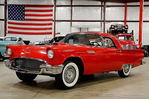 1957 Ford Thunderbird For Sale In Grand Rapids Mi
