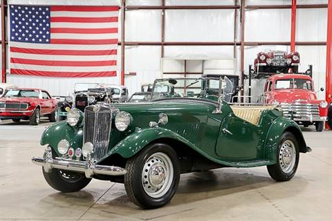 1953 MG TD for sale in Grand Rapids, MI
