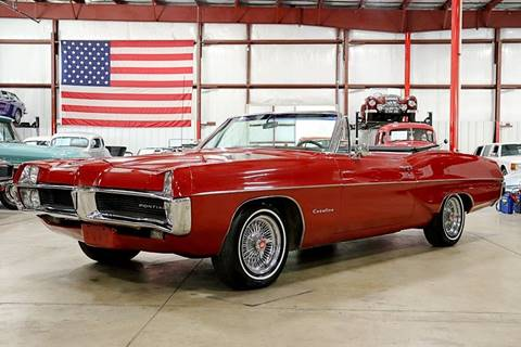 1967 Pontiac Catalina for sale in Grand Rapids, MI