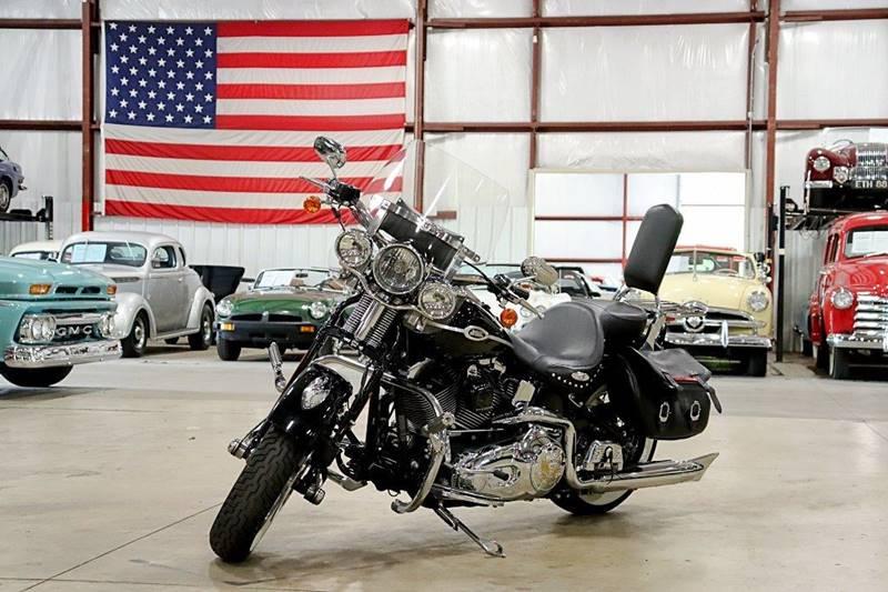 2005 Harley-Davidson FLSTSI Softail Springer