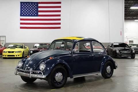 1967 Volkswagen Beetle for sale in Grand Rapids, MI