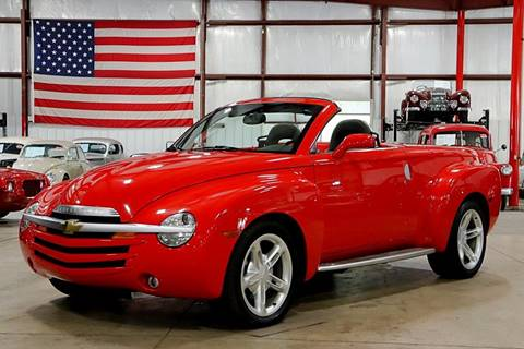 2003 Chevrolet SSR for sale in Grand Rapids, MI
