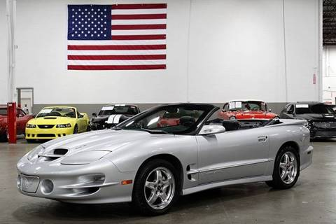 2002 Pontiac Trans Am for sale in Grand Rapids, MI