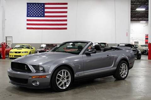 2007 Ford Shelby GT500 for sale in Grand Rapids, MI