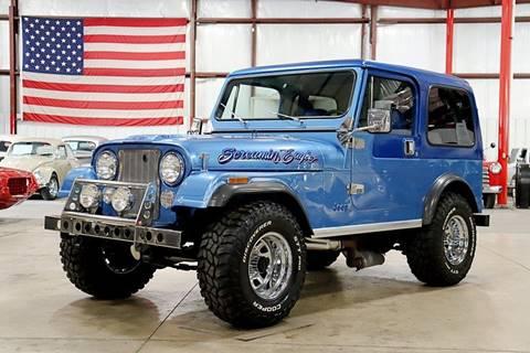 1976 Jeep CJ-7 for sale in Grand Rapids, MI