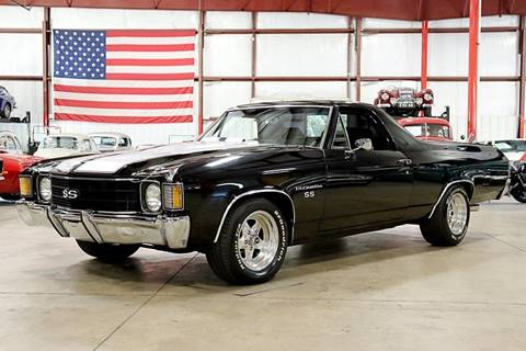 Used 1972 Chevrolet El Camino For Sale In Virginia Carsforsale Com