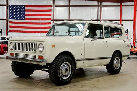 1973 International Scout II for sale in Grand Rapids, MI