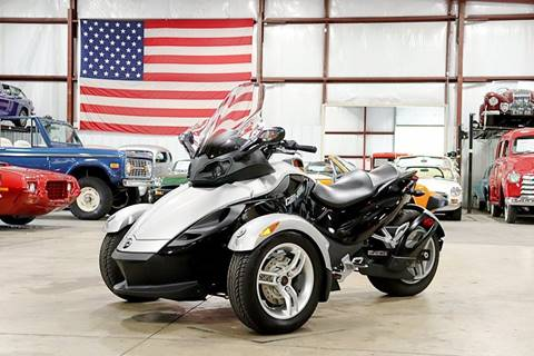 2008 Bombardier Can-Am Spyder RS for sale in Grand Rapids, MI