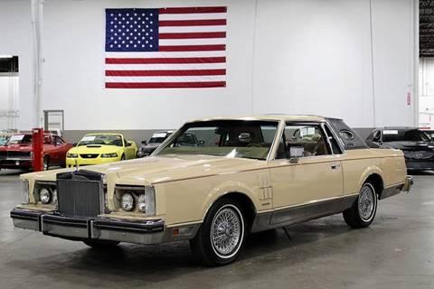 1983 Lincoln Mark VI for sale in Grand Rapids, MI
