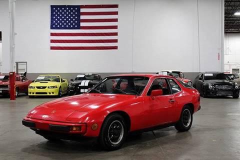 1979 Porsche 924 for sale in Grand Rapids, MI