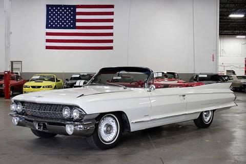1961 Cadillac Series 62 for sale in Grand Rapids, MI