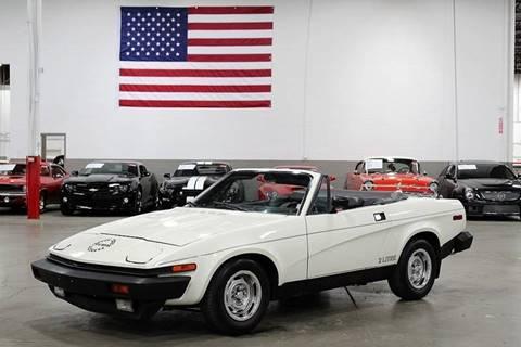 1986 Triumph TR7 for sale in Grand Rapids, MI