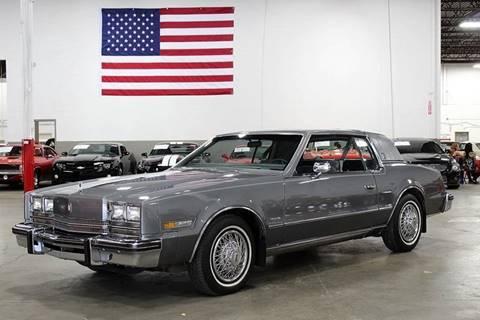 1985 Oldsmobile Toronado for sale in Grand Rapids, MI