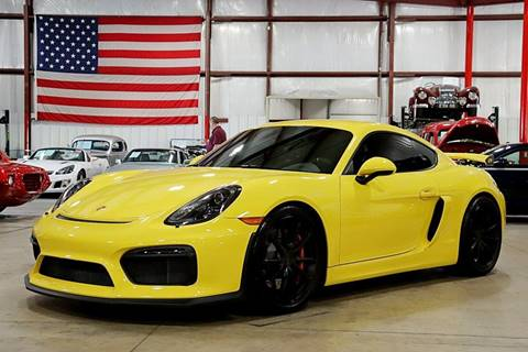 2016 Porsche Cayman for sale in Grand Rapids, MI