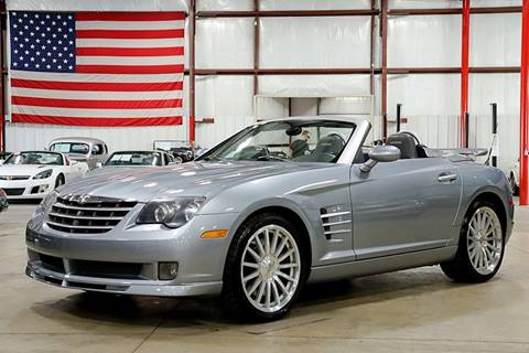 2005 Chrysler Crossfire SRT-6 for sale in Grand Rapids, MI