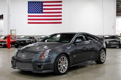 2011 Cadillac CTS-V for sale in Grand Rapids, MI