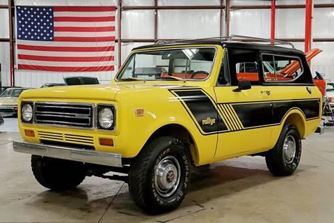 1979 International Scout II for sale in Grand Rapids, MI