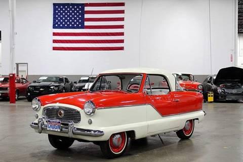 1961 Nash Metropolitan for sale in Grand Rapids, MI